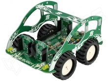 MIKROE-1749 / BUGGY + CLICKER 2 FOR STM32 + BLE P