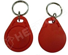 ACM-ABS003RDS50 / Kulcstartó, RF ID Keyfob with Mifare 1k S50 red 13.56MHz tag