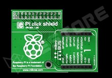 MIKROE-1513 / PI CLICK SHIELD